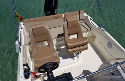 Rent speedboat | boleor.com/605