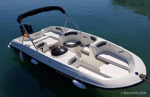 Rent speedboat | boleor.com/600