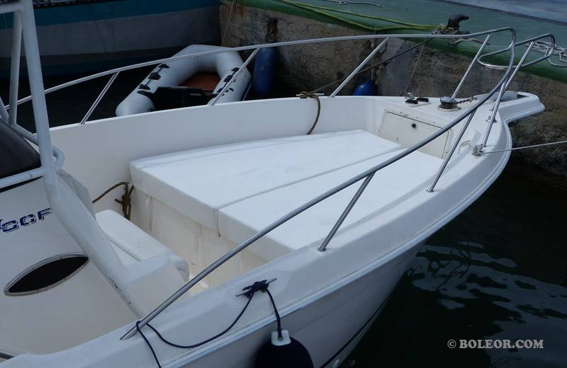 Rent speedboat | boleor.com/730