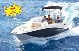 Rent speedboat with licence | boleor.com/555