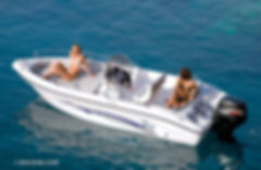B510'NONNA' - boat without licence up to 5people - fuel included