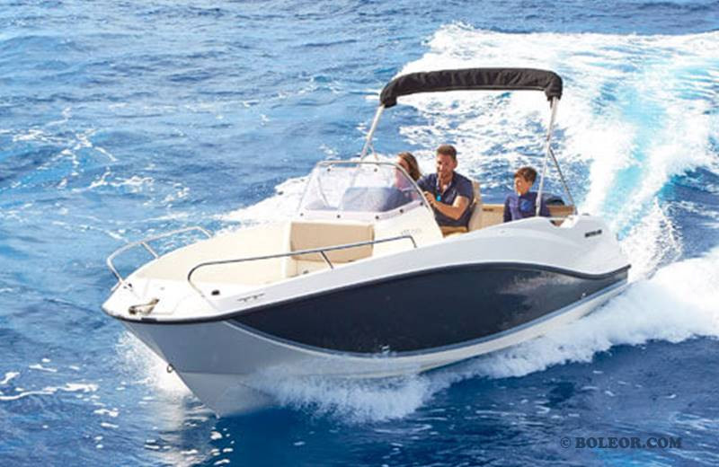 Rent speedboat | boleor.com/555
