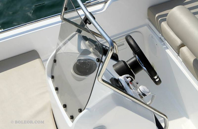 Rent boat without licence | boleor.com/500