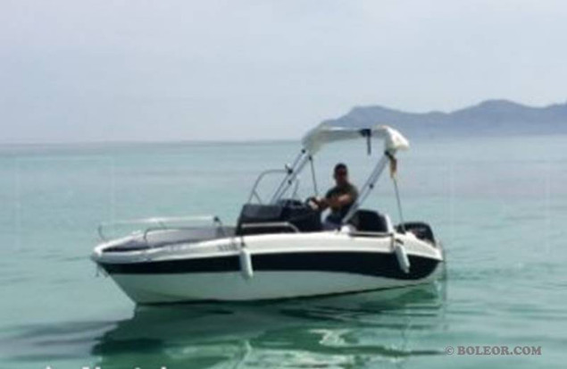 Rent boat without licence | boleor.com/460