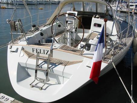 Voici notre nouveau bateau pour la saison 2015 !!