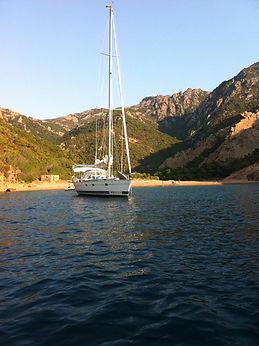 Croisieres voile Corse