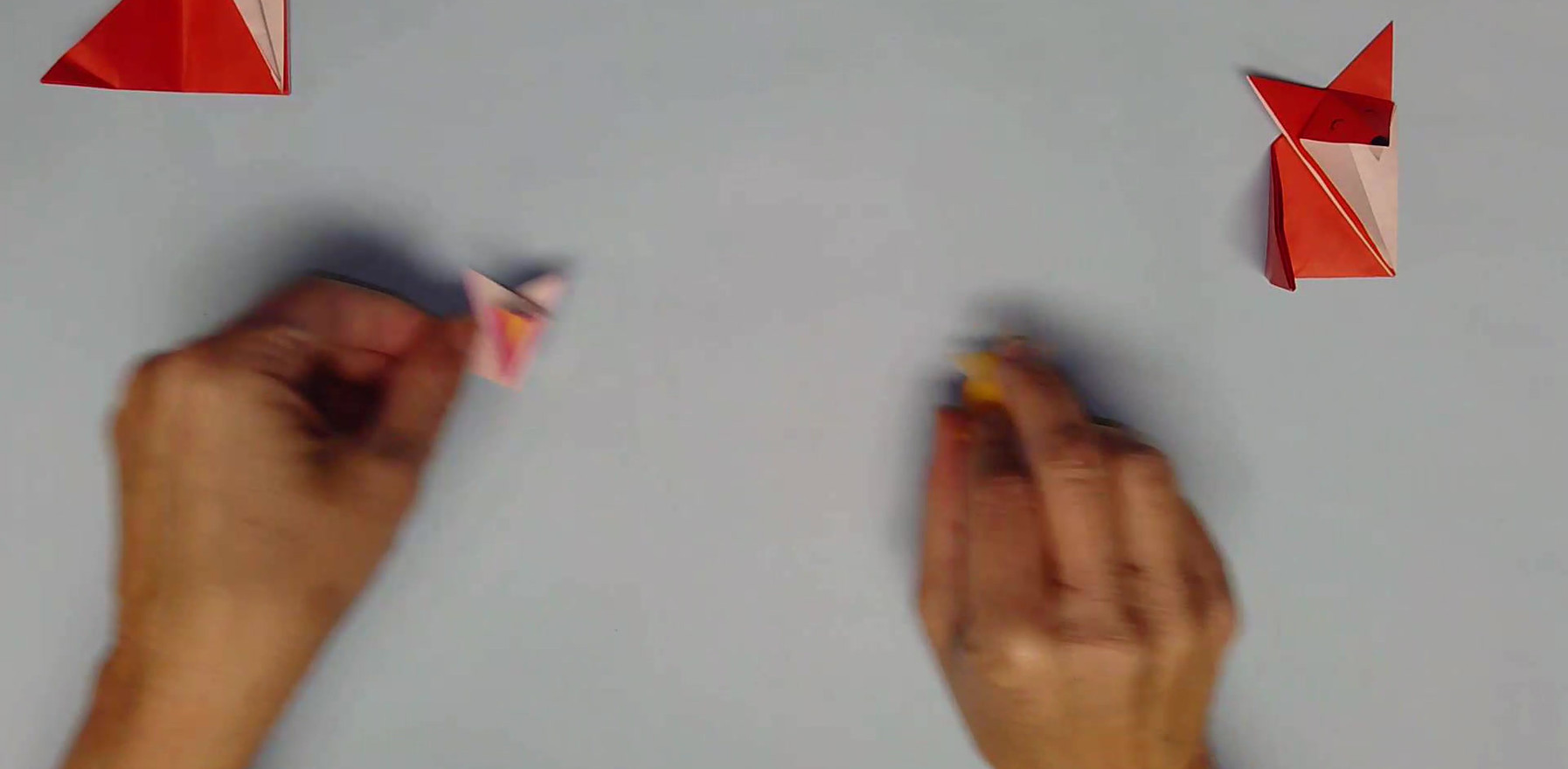 Create an Origami Fox