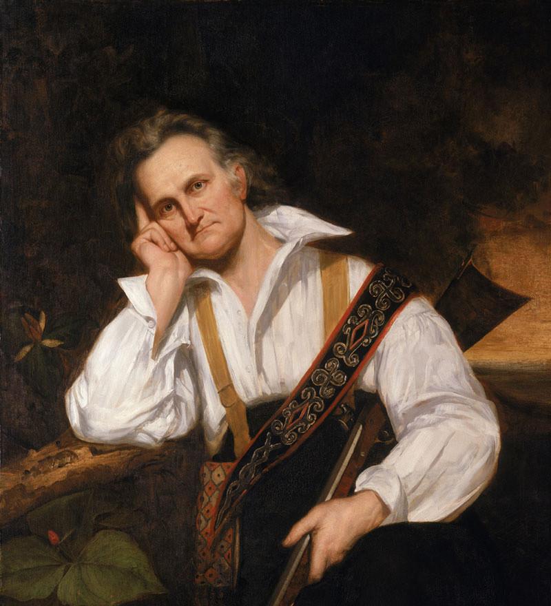 John James Audubon: The American Woodsman