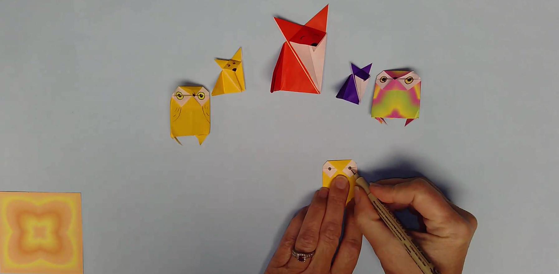 Create an Origami Owl