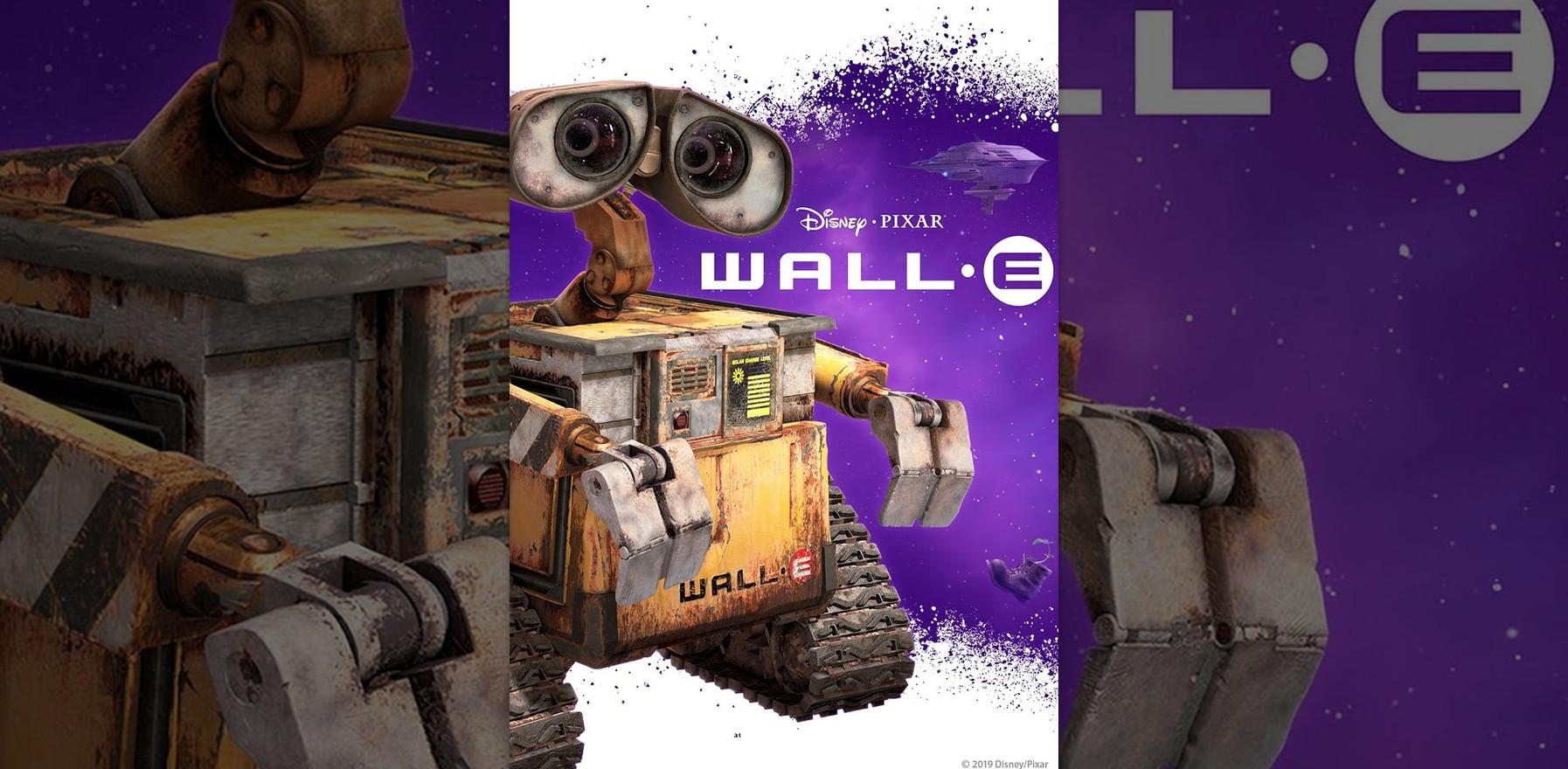 WALL-E (Where to watch)