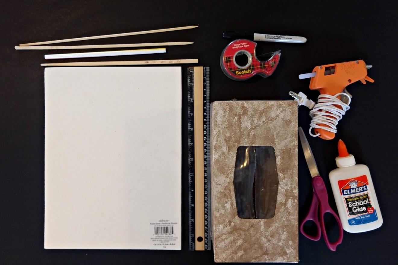 STEP 1 : Gather Materials