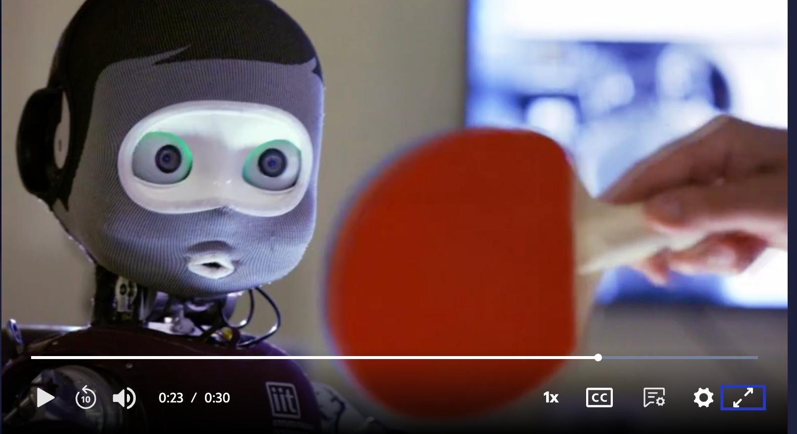 Introducing The Robot : AI