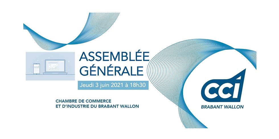 Assemblée Générale 2021 de la CCIBW
