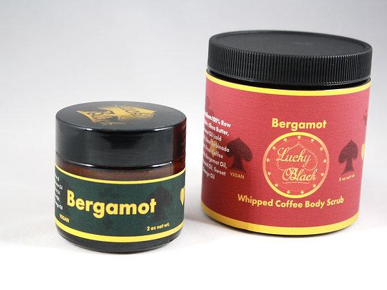 Bergamot Body Butter & Scrub Gift Set
