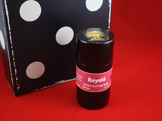 Royalé ~ Body Butter Bar