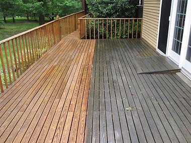 A & K Services of Iowa - Deck Restoration