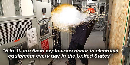 Arc Flash Hazards