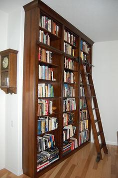 A & K Services of Iowa - Custom Bookcase Designs