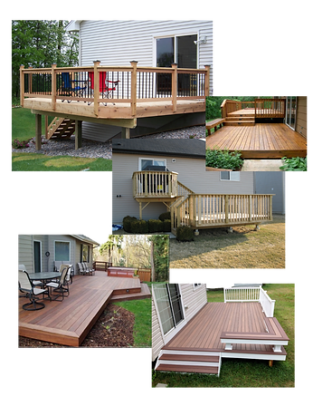 A & K Services of Iowa - Deck Construction and Maintenance