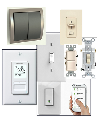 Electrical Switches & Controls