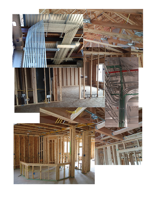 New Wiring & Re-Wiring