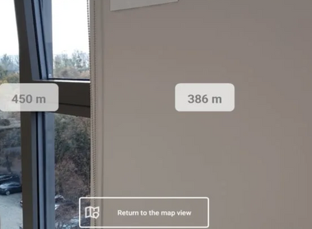 Augmented Reality Without ArCore