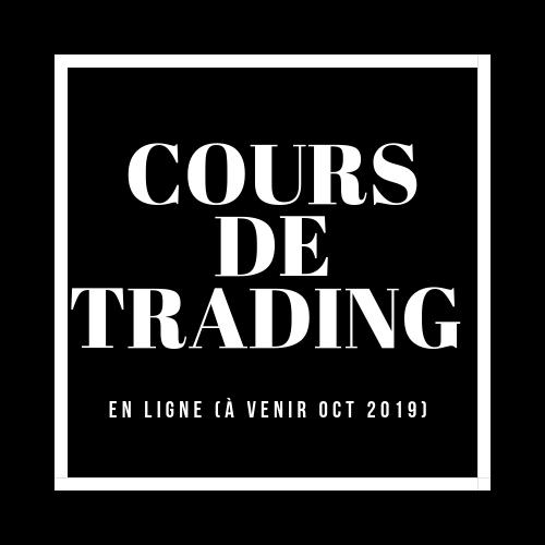 Cours de trading