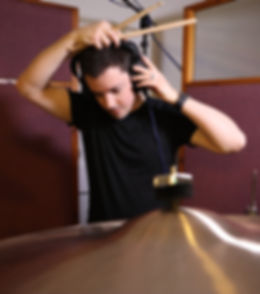Nick Moore - professional drum teacher Coventry