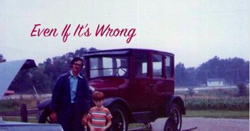 Even If It's Wrong - An Alzheimer's Fundraiser