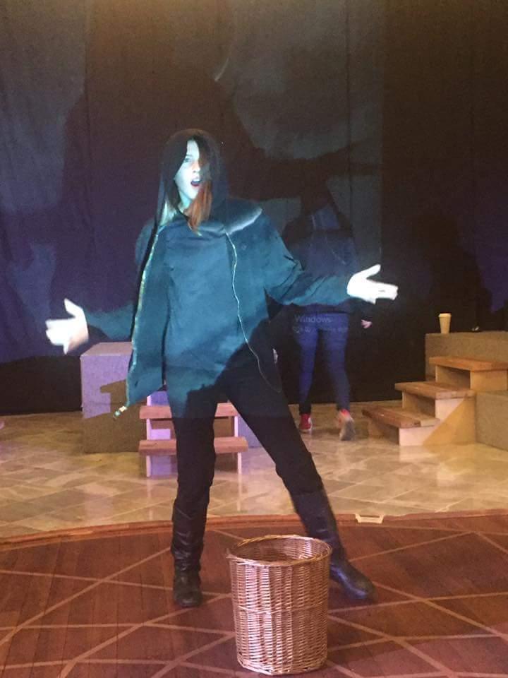 Macbeth Witch
