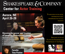 Shakespeare & Co Weekend Intensive
