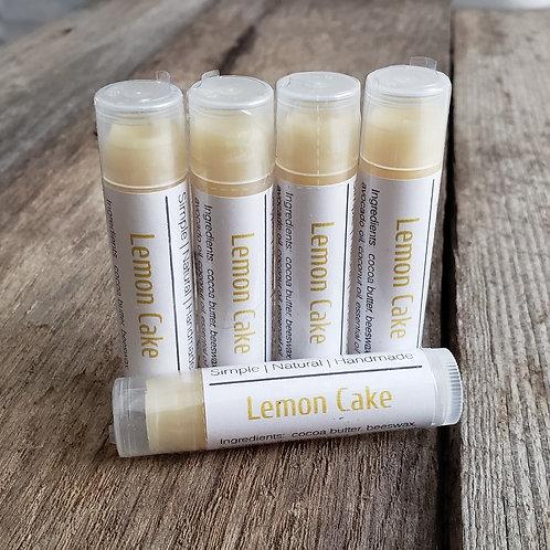 Lemon Cake Balm