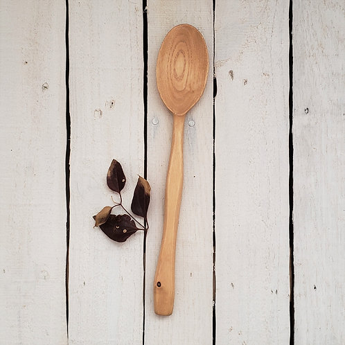Hickory Mixing Spoon 3