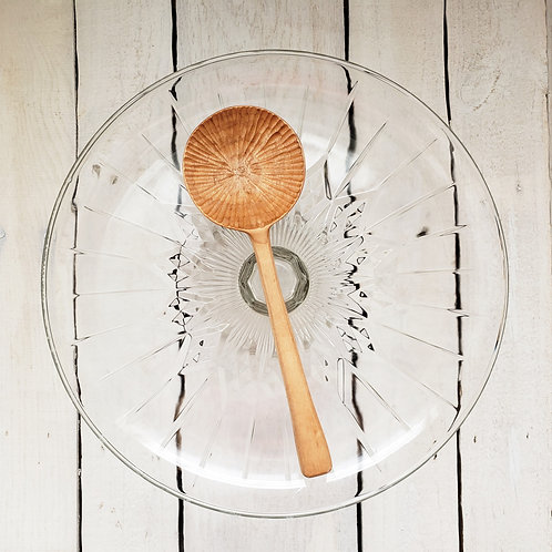 Maple Serving Spoon