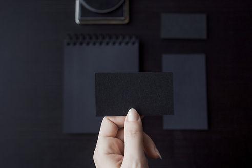 set-black-mockups-dark-female-hand-holdi