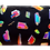 Thumbnail: HAND PAINTED LEATHER BAG ·NUMBER 4·