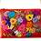 Thumbnail: HAND PAINTED LEATHER BAG ·NUMBER 5·