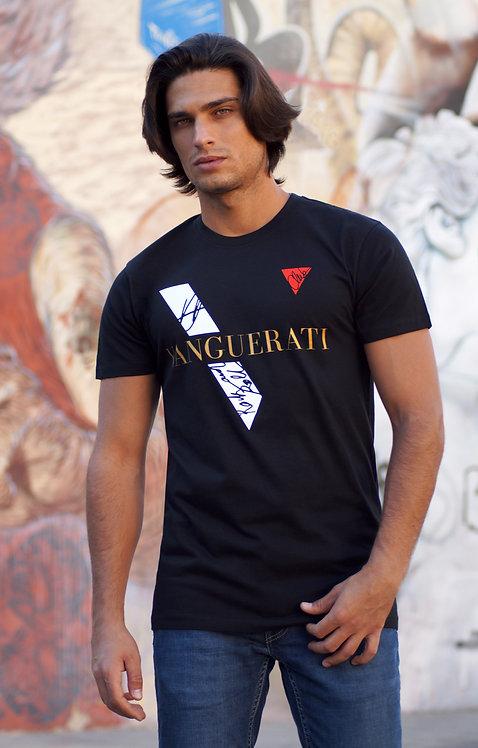 ·VANGUERATI GOLD· ORGANIC T-SHIRT