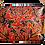 Thumbnail: BOLSO PINTADO A MANO DE CUERO CON SWAROVSKI ·NÚMERO 1·