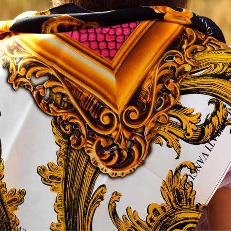 How to take care of your VANGUERATI PREMIUM SILK SCARF