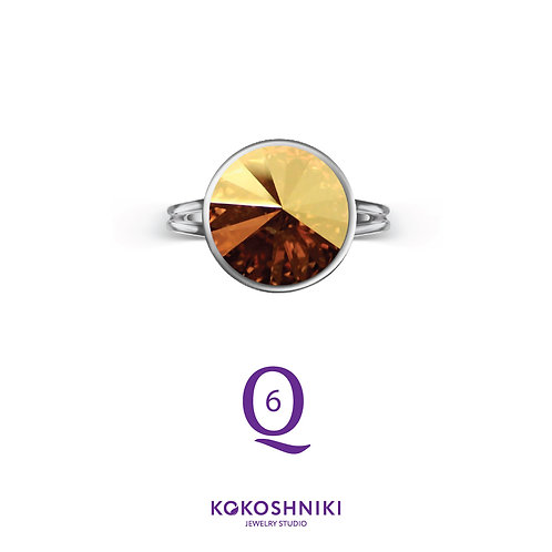 Кольцо Q-Ring #6