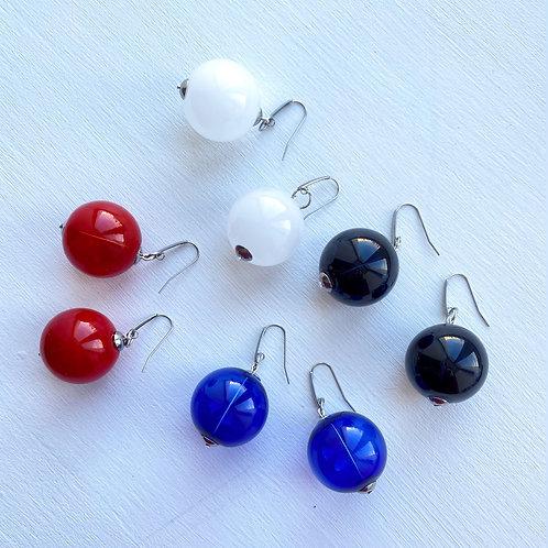 Серьги-шары Идеальный цвет (4 цвета)