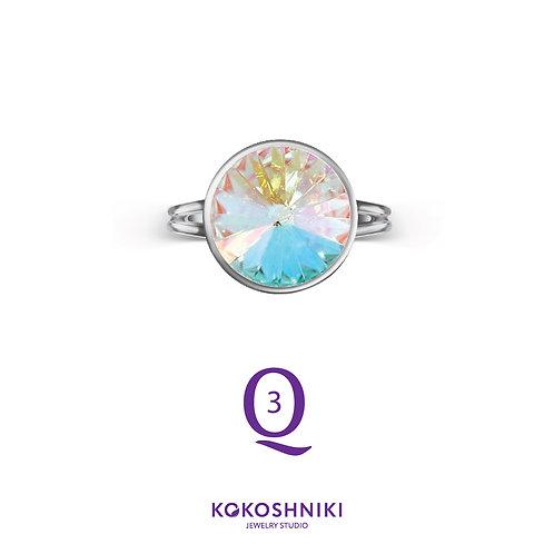 Кольцо Q-Ring #3