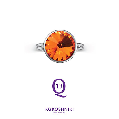 Кольцо Q-Ring #13