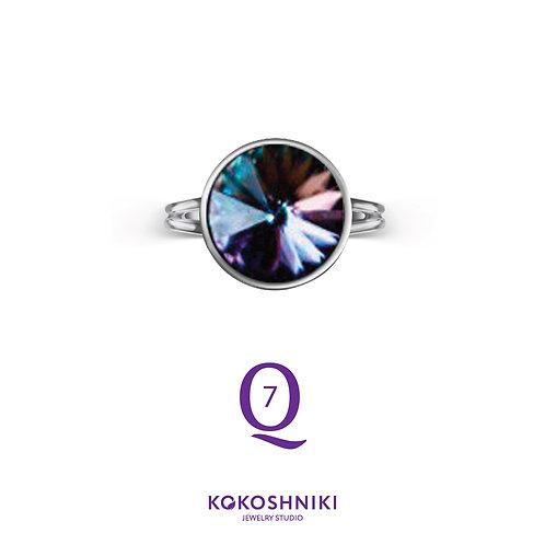 Кольцо Q-Ring #7