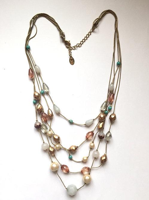 Винтажное ожерелье (США) 1970-е гг