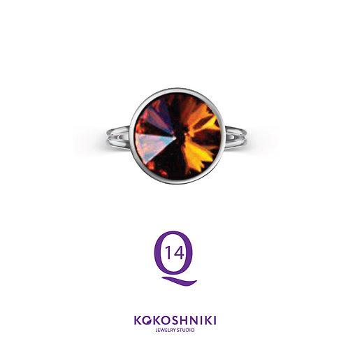Кольцо Q-Ring #14