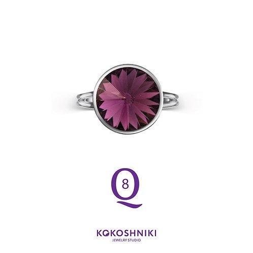Кольцо Q-Ring #8