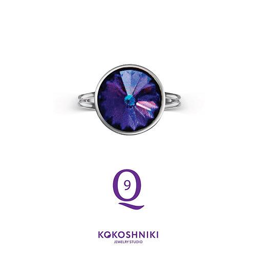 Кольцо Q-Ring #9