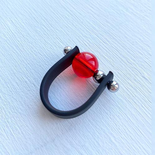 Кольцо с каучуком Идеальный цвет (4 цвета)